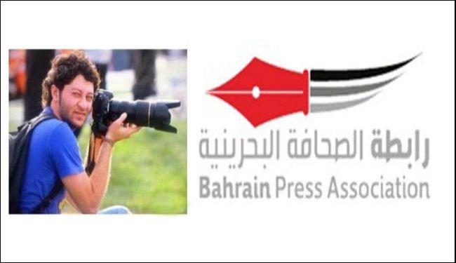 رابطة الصحافة البحرينية تتهم السلطة باختطاف مصور